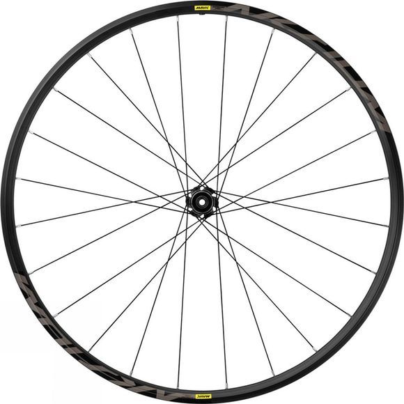 Mavic Aksium Allroad CL/12mm Front Black