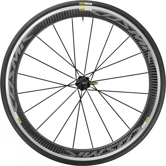 Mavic Cosmic Pro Carbon Black Disc Rear Black