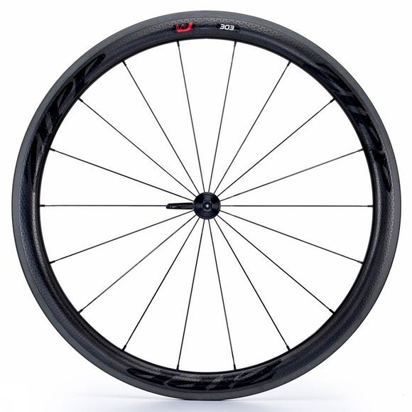 303 Carbon Clincher Disc Front Wheel