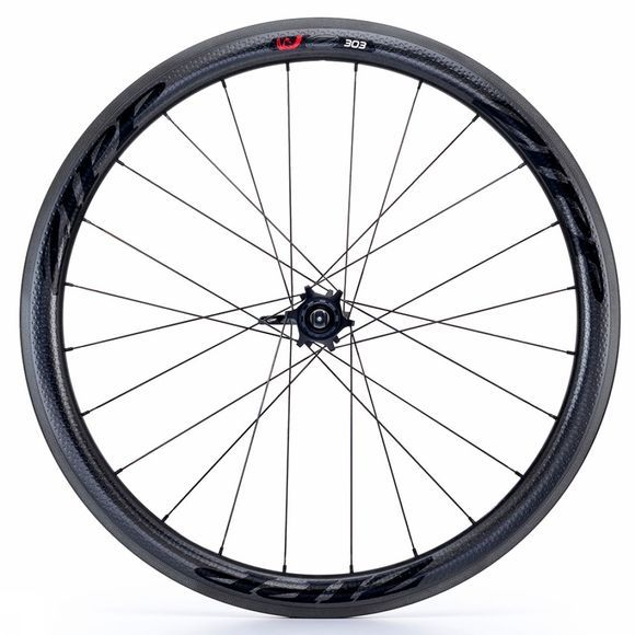 Zipp 303 Carbon Clincher Disc Rear Wheel  Black