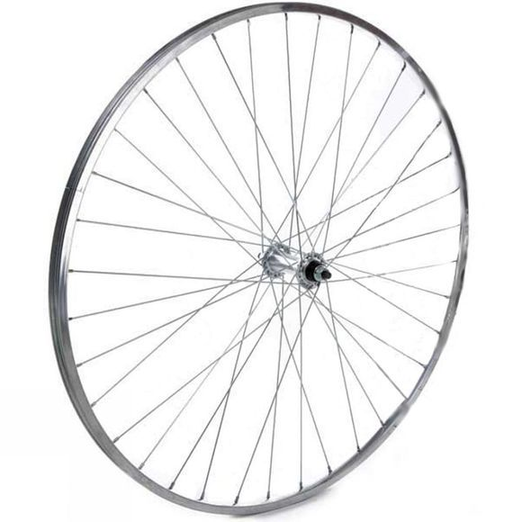 "27"" Front Wheel, Alloy Hub, Single Wall Rim, 36H"