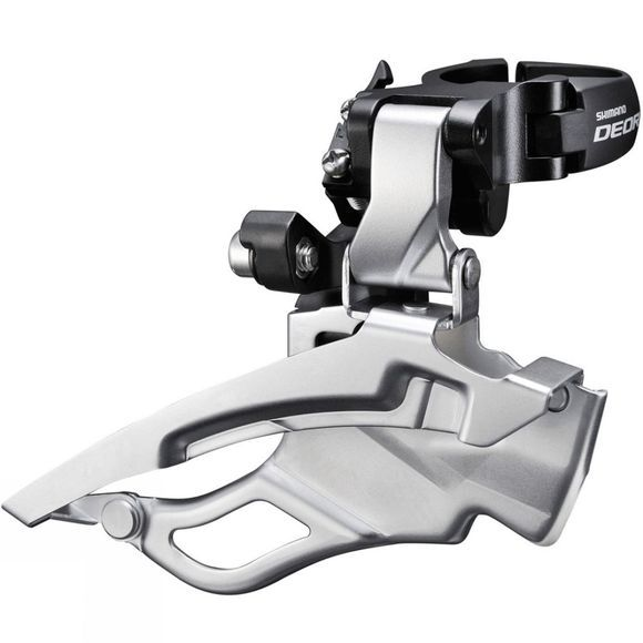 FD-T611 Deore 10-Speed Multi-fit Front Derailleur