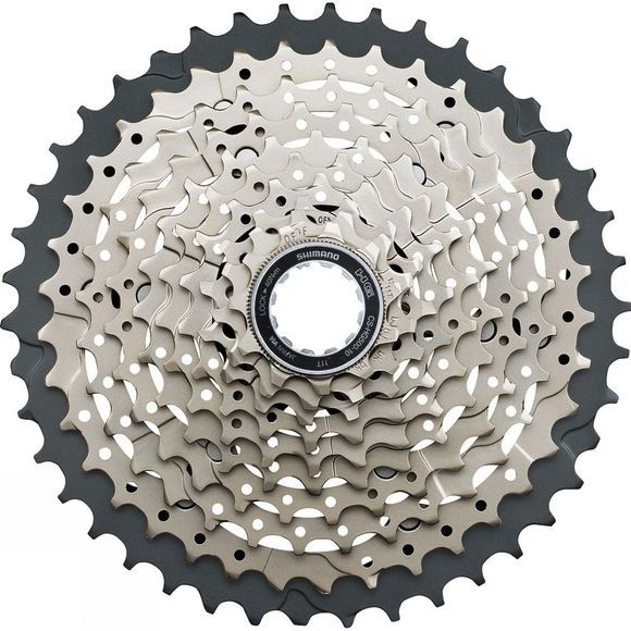Shimano Deore CS-HG500  10-speed Cassette 11-42 No Colour